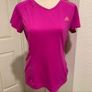 Adidas supernova workout shirt size medium